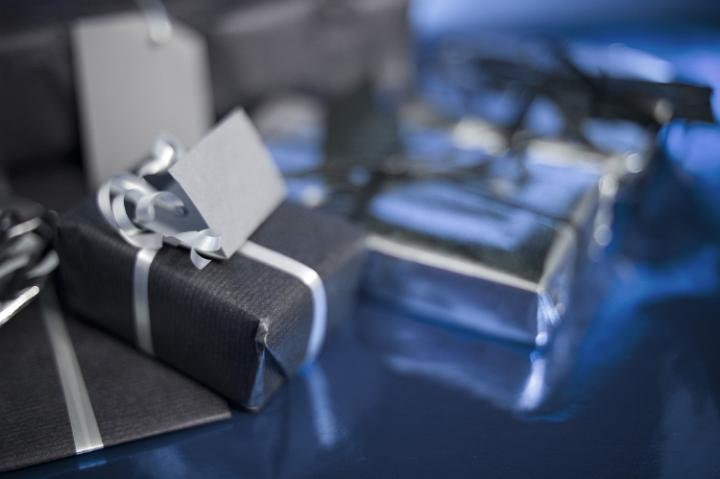 Gifts, gifts, and more gifts