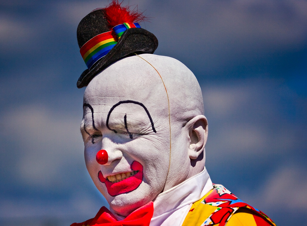 Misunderstood Clown
