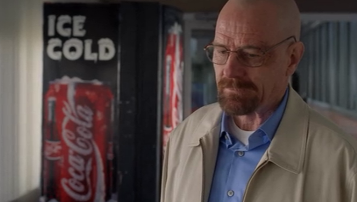 An example of product placement in Breaking Bad