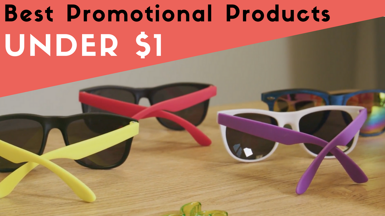 best promotional products for under $1