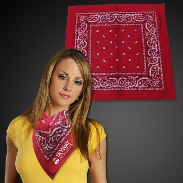 red-promotional-bandana