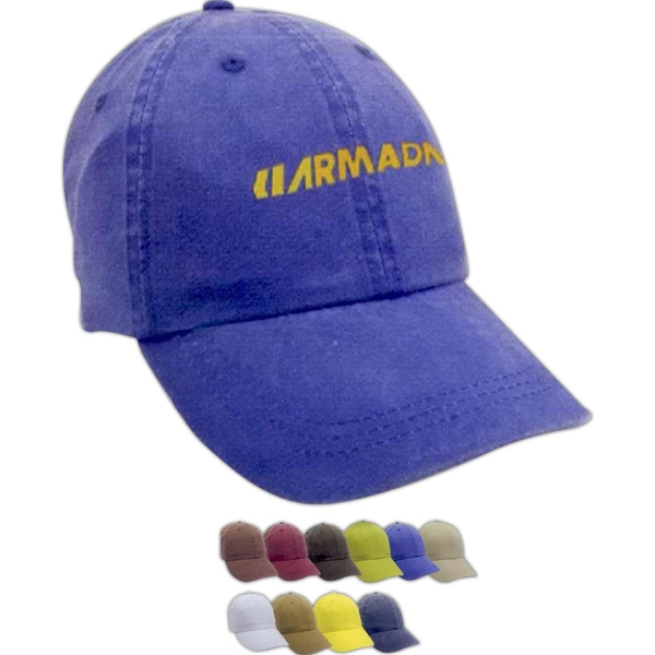 pigment-dye-washed-cap