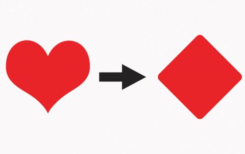 Hearts Before Diamonds