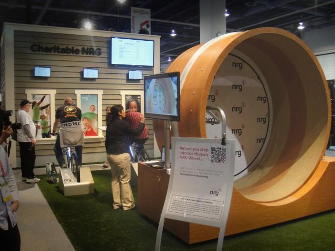 The Human NRG Wheel