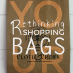 Rethinking Your Shopping Bags